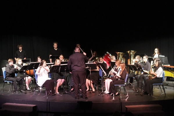 Band and Choir Concert April 28, 2015
