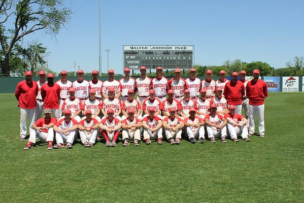Baseball 2015 Team Photos