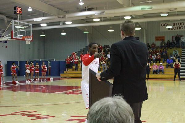 2015 Men's Basketball Sophomore Night
