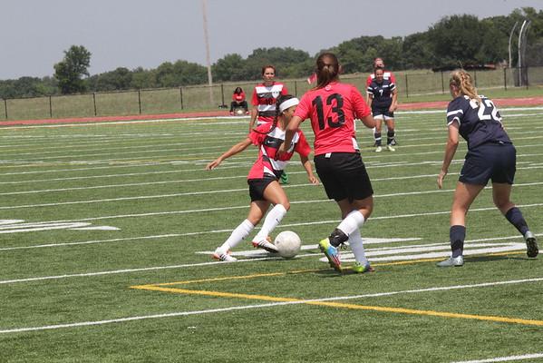 Women's Soccer 2015 Game Action Photos